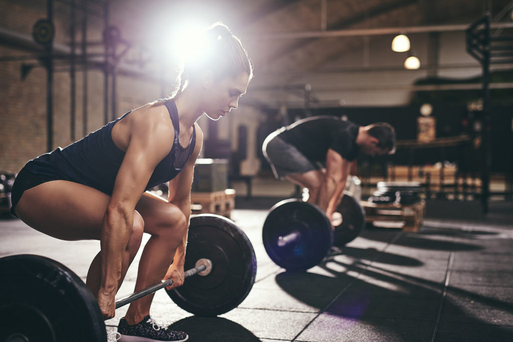 Strength Training for Fat Loss – HFPA