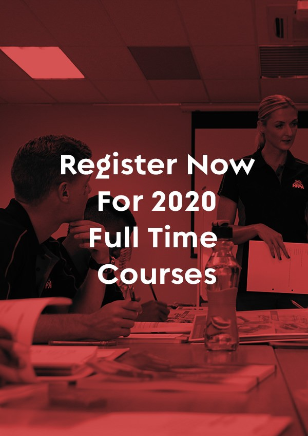 Register Now for 2020 Full Time