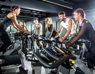 HFPA Studio Cycle Instructor